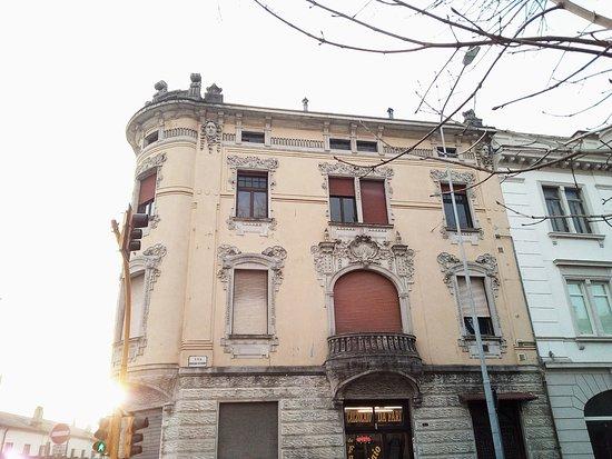 Udine, Italia: Casa Micoli