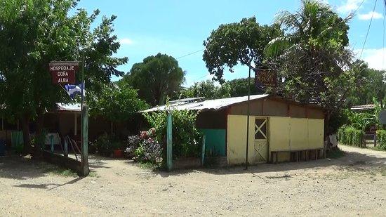 El Ostional, نيكاراجوا: Chez Maria et Daniel