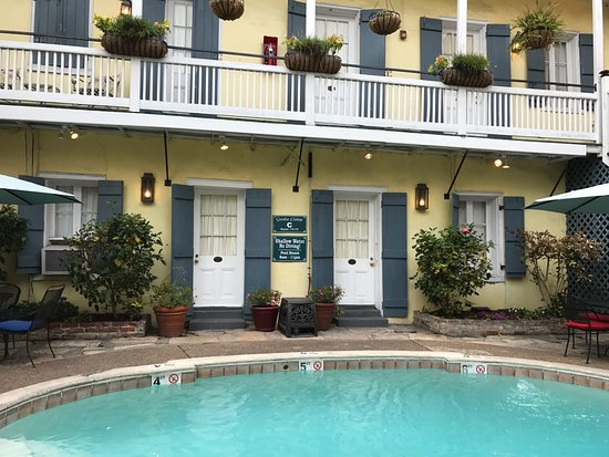 Hotel St. Pierre, Hotels in New Orleans