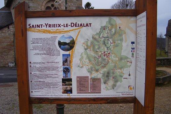 Saint-Yrieix-le-Dejalat Foto