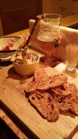 Maarkedal, België: Rillette
