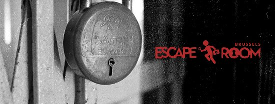 Forest, Bélgica: Escape Room Brussel - Locked In