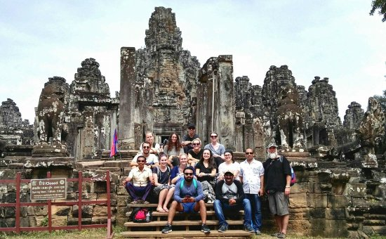 Tur Pribadi Harian - Siem Reap Adventure Travel