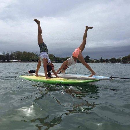 North Mackay, Австралия: The Paddling Yogi