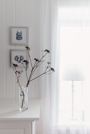 details from rom nr 1, light and cozy, a relaxed atmosphere