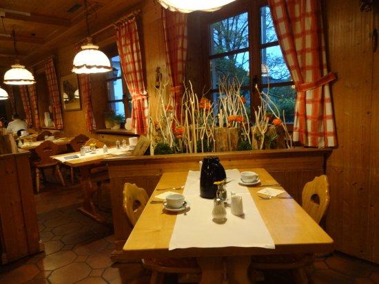 Best Western Hotel Hofgut Sternen: Interior do restaurante do hotel