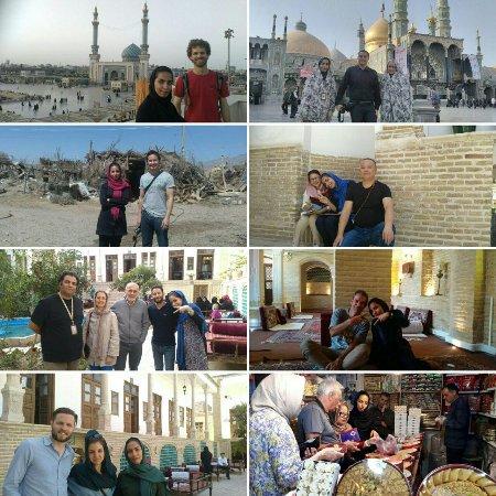 Visit Yazd