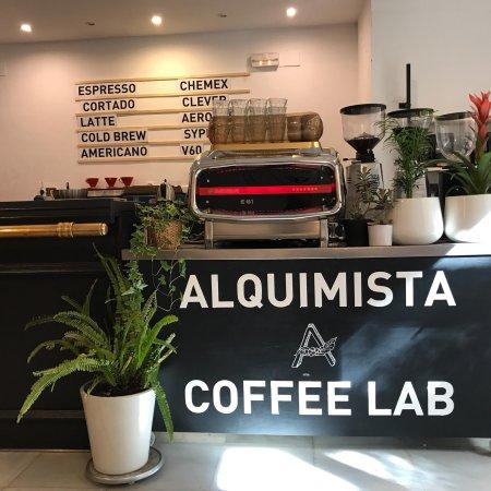 Alquimista Coffee Lab
