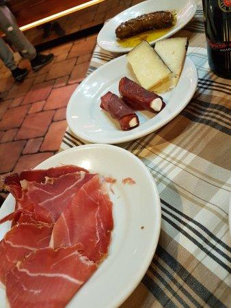 Ristorante osteria l 39 aricciarola in roma con cucina cucina romana - Antipasti cucina romana ...