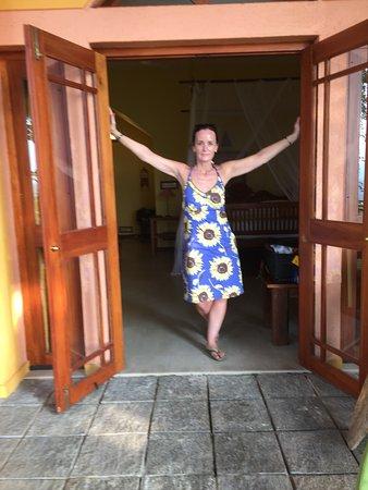 Villa Rosa: Lovley room