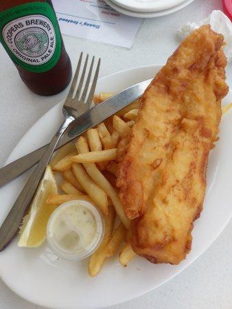 La Perouse, Australia: Danny's Seafood