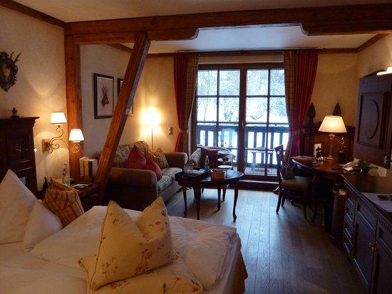 Bad Laasphe, Deutschland: jedes Zimmer ist individuell liebevoll gestaltet