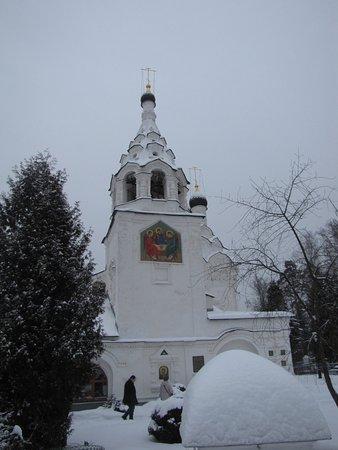 Komyagino, Russland: Храм Преподобного Сергия Радонежского