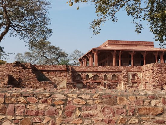 Fatehpur Sikri, Indien: Photos by Tour Guide Pankaj Bhatnagar Call or WhatsApp - +918126995552