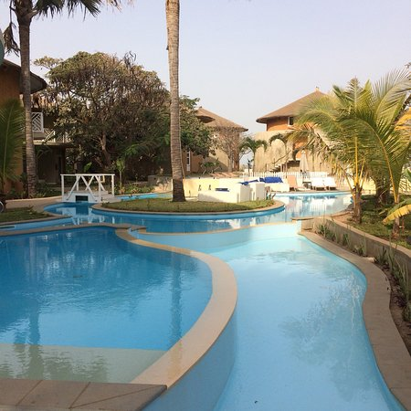 First visit to The Gambia.