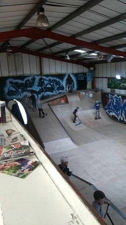 Unit 1 Skatepark