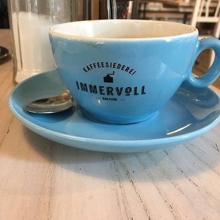 Sehr nettes Café