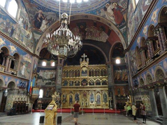Orthodox Cathedral: Binnenkant