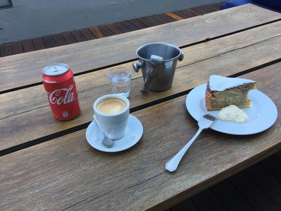 Fundacion Proa: Pausa para um café