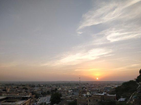 Good for sunset