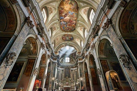 Complesso Museale dell'Arte della Seta - Chiesa dei Santi Filippo e Giacomo