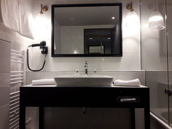 Hotel Berlin, Berlin: Badezimmer