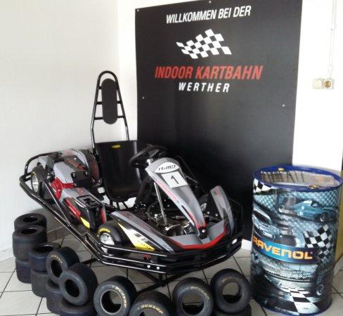 Indoor Kartbahn Werther