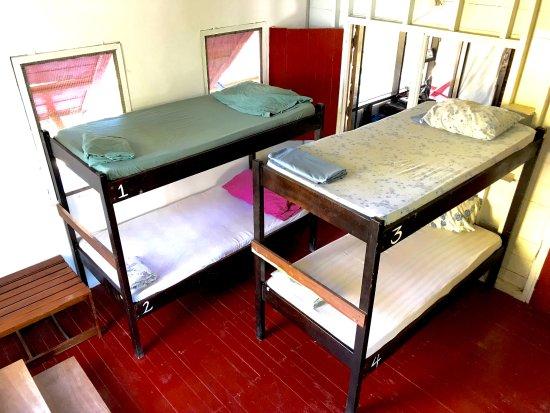 Dorm Rooms In Caye Caulker