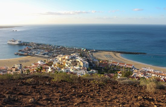 Port of Los Cristianos