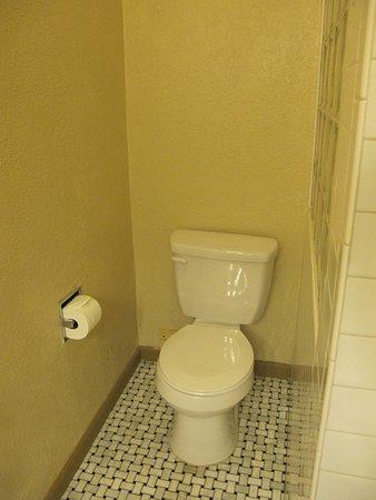 La Veta, CO: Les toilettes