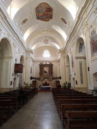 Altomonte, Italie : Chiesa di San Francesco di Paola