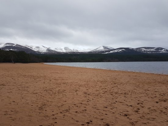 Aviemore, UK: Beach