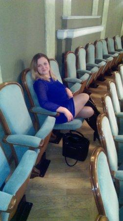 New Stage of State Academical Bolshoi Theatre: Девушка,у Вас свободно?)