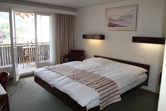 Roggenstock Lodge: Double Room