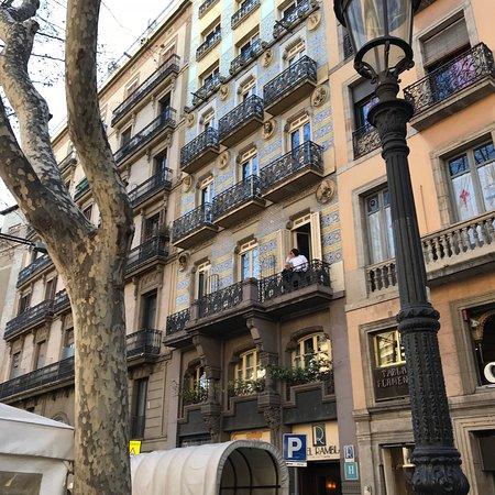 Ramblas Hotel Photo