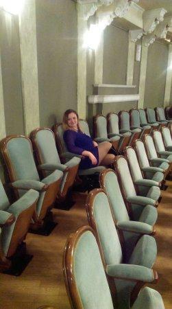 New Stage of State Academical Bolshoi Theatre: Ещё не всё места заняты...