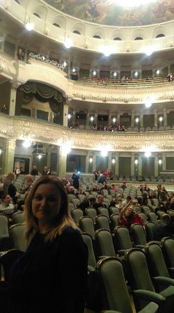 New Stage of State Academical Bolshoi Theatre: В зале.