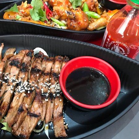 Tuk Tuk Asian Street Food Goya Photo