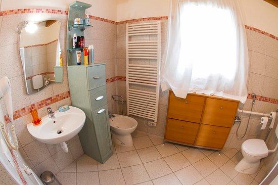 Trivignano Udinese, Italie : bagno residence ecofriendly