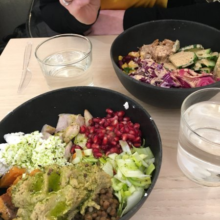 Awesome lunch place! (Stockholm)