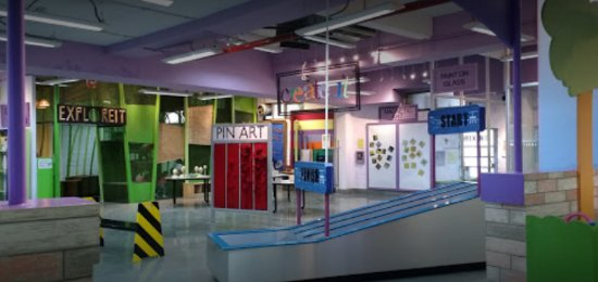 Greater Noida, Indien: Children Museum