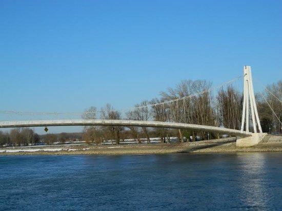 Osijek, Croatia: Winter 2015
