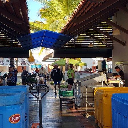 La cruz de huanacaxle fish market la cruz de huanacaxtle for La fish market