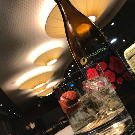 Saint Sulpice, سويسرا: Japanese Tequila - Sabé / Japanese Gin - Roku / Sikkim Blueberry Gin / Crème Brûlée Cocktail / U