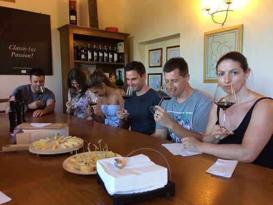 Wine School Florence