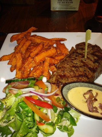The Ranch Steakhouse & Grill: Another fantastic meal for our wedding anniversary