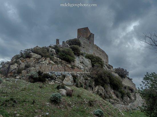 Castello del Goceano: Il castello