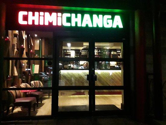 Outside of Chimichanga 2