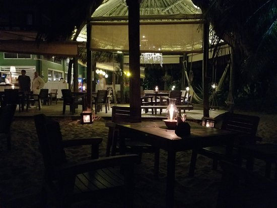 Restaurante El Alquimista: A beautiful setting!