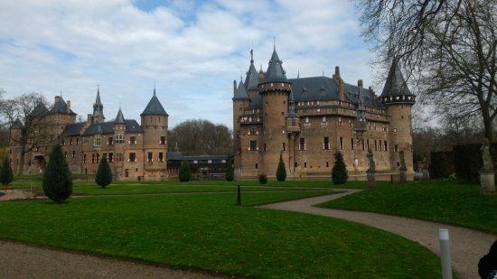 e3e562bae Anna Nikolaeva Guide in The Netherlands: Это фото замка де Хаар - самый  большой замок